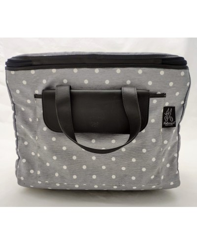 MEDIUM SHOPPING BAG GREY...