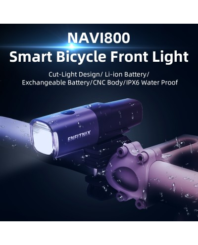 Navi800 Smart Bicycle Front...