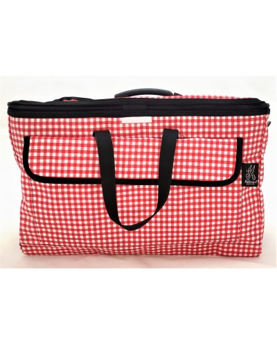 ZIP COVER SHOPPING BAG FOR...
