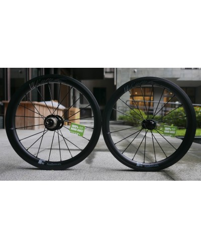 BUMBEE A349 2speed WHEELSET...